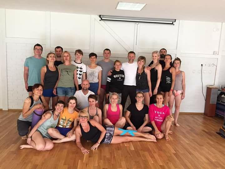 Obóz nauczycielski – Nieprześnia 2017